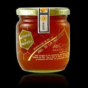 Miel de la Alcarria MULTIFLORAL PRIMAVERA (550g)
