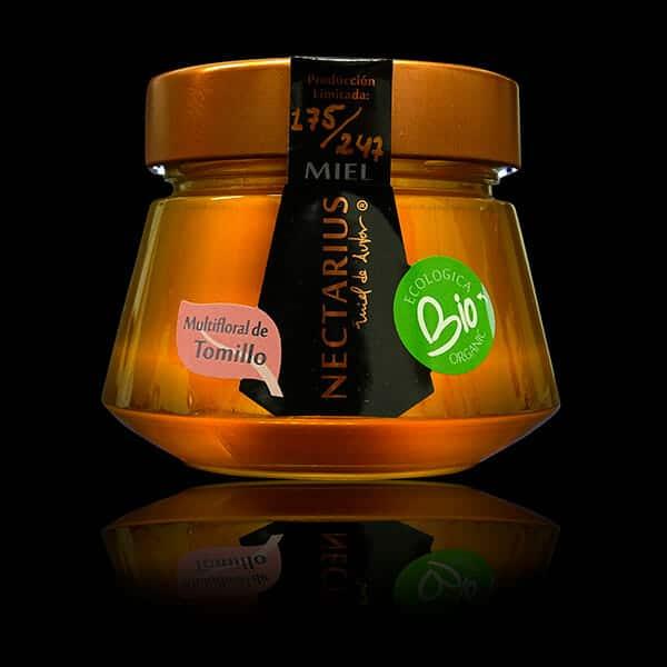 Miel de la alcarria ecológica de Tomillo