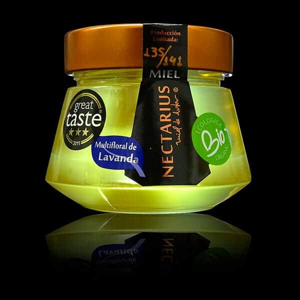 Miel de la alcarria ecológica de Lavanda