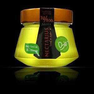 Miel de la Alcarria ecológica de ROMERO (310g)