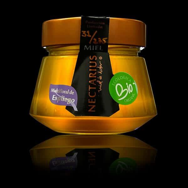 Miel de la alcarria ecológica de Espliego