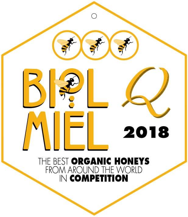 ORO y dos PLATAS en Italia para NECTARIUS en el más reconocido certamen internacional de mieles ecológicas