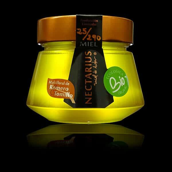 Miel de la alcarria ecológica de Romero y Tomillo