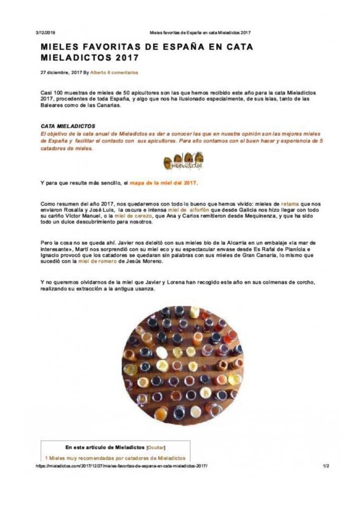 DOSSIER DE PRENSA Miel Nectarius page 0011