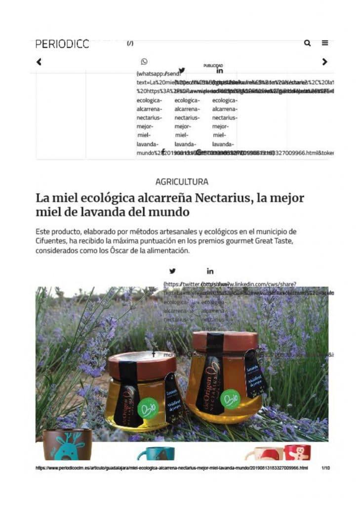 DOSSIER DE PRENSA Miel Nectarius page 0025