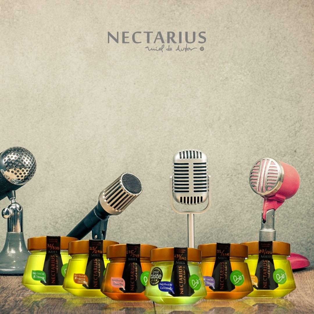 Miel Nectarius en la Prensa